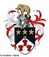 The Pakington Family Arms