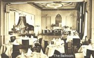 Chateau Impney postcard 6 - the ballroom
