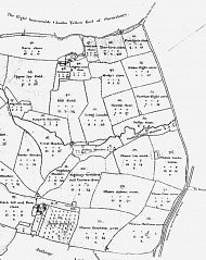 Sagebury Estate Map 1888