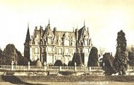 Chateau Impney postcard 3 - outside