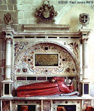 George Wylde Memorial of 1616