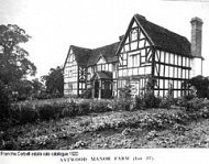 Astwood Manor Farm 1920