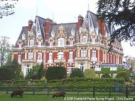 Chateau Impney - the home John Corbett built for his family