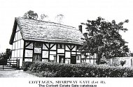The Old Cottage, Shapway Gate 1920