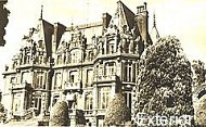 Chateau Impney postcard 1 - the outside