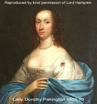 Lady Dorothy Pakington