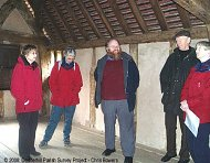 Looking at timber-framed buildings - Avoncroft Museum