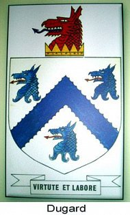 Dugard Family Crest